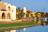 El Gouna. Egypt — Stock Photo