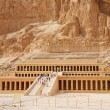 Temple of Queen Hatshepsut. Luxor, Egypt - Stock Photo