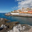 Puerto de Santiago. Tenerife — Stock Photo