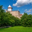 Narva Castle. Estonia - Stock Photo