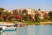 El Gouna. Egypt — Stock Photo