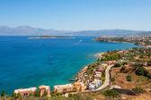 Mirabello bay. Crete, Greece — Stock Photo