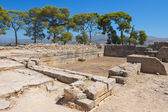 Palace of Phaistos. Crete, Greece — Stock Photo