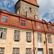 Old house. Tallinn, Estonia — Stock Photo
