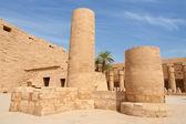 Temple of Karnak. Luxor, Egypt — Zdjęcie stockowe