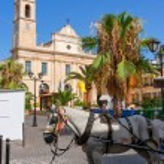 Town square. Chania, Crete, Greece — Stock Photo