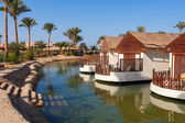Bungalow. El Gouna, Egypt — Stock Photo