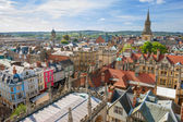 Oxford Skyline. England — Stock Photo