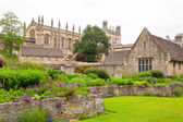 War Memorial Garden. Oxford, UK — Stock Photo