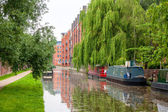 Oxford Canal. England — Stockfoto