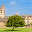 Stock Photo: Merton College. Oxford, UK