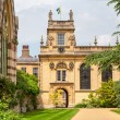 Stock Photo: Trinity College. Oxford, UK