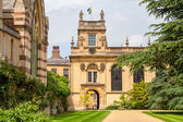 Trinity College. Oxford, UK — Stock Photo