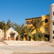City square. El Gouna, Egypt — Stockfoto