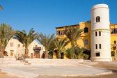 City square. El Gouna, Egypt — Stock Photo