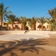 Stock Photo: City square. El Gouna, Egypt
