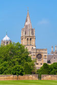 Christ Church Cathedral. Oxford, UK — Stock Photo