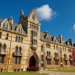 Christ Church college. Oxford, England — Stock Photo #30288913