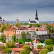 Tallinn. Toompea hill — Stock Photo