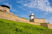 Old Fortress. Narva, Estonia — Stock Photo