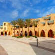 City square. El Gouna, Egypt — Stock Photo #31221019