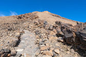Teide volcano. Tenerife, Canary Islands — Stock Photo