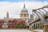 St Paul's Cathedral. London, UK — Stock Photo