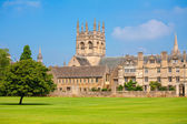 Merton College. Oxford, UK — Stock Photo