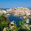 Agios Nikolaos. Crete, Greece — Stock Photo