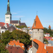 Stock Photo: Old Tallinn. Estonia