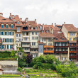 Architecture of Bern. Switzerland — Stock Photo