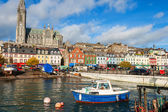 Cobh. Co Cork, Ireland — Stock Photo