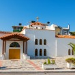 Afendis Christos church. Ierapetra, Crete, Greece — Stock Photo