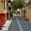 Rethymno. Crete, Greece — Stock Photo