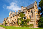 Christ Church College. Oxford, UK — Stock Photo