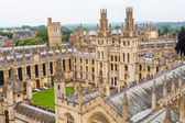 All Souls College. Oxford, UK — Stock Photo