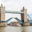 Tower Bridge. London, England — Stock Photo