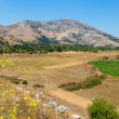 Lasithi Plateau. Crete, Greece — Stock Photo