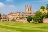 Merton college. oxford, velká británie — Stock fotografie