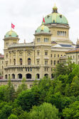 Swiss Parliament. Bern, Switzerland — Stock Photo