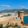 Stock Photo: Tossde Mar. CostBrava, Spain