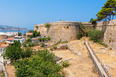 Fortress of Rethymno. Crete, Greece — Stock Photo