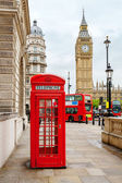 Central London, England — Stock Photo