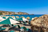 Beach. Crete, Greece — Photo