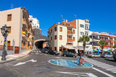 Candelaria town. Tenerife, Canary Islands, Spain — Stockfoto