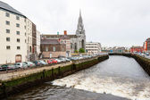 View of Cork, Ireland — Stock Photo