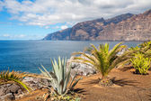 Los Gigantes. Tenerife, Spain — Stock Photo