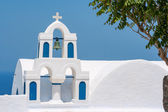 Church in Santorini. Greece — Stock Photo