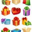 Gifts — Stockvector  #2010363