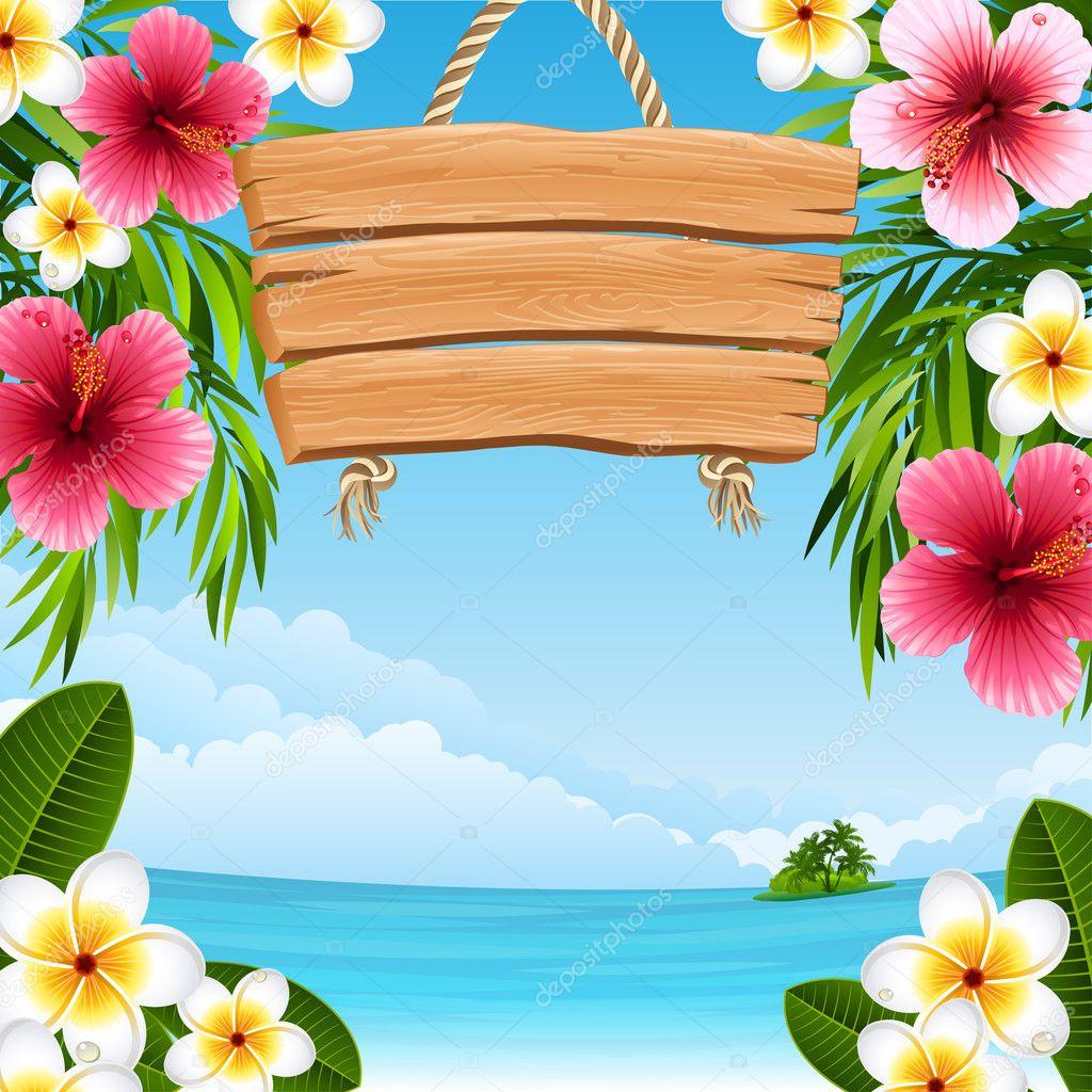 Hawaiian Baby Shower Invitations is good invitation sample